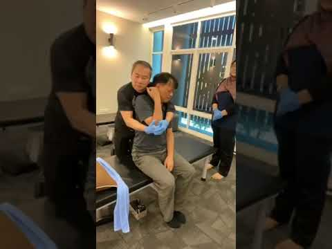 CLM Tit Tar Treatment By Master Chris Leong in CLM Sri Petaling (Oct 29, 2019) 🌍👍🏼💯💪🙏😘👌🏻❤🇲🇾