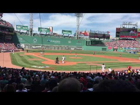 David Ortiz career 513th home run versus Houston Astros 5-14-2016