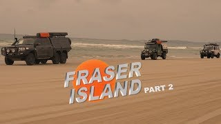 FRASER ISLAND P2   Ngkala Rocks, Waddy Point and the 6WD