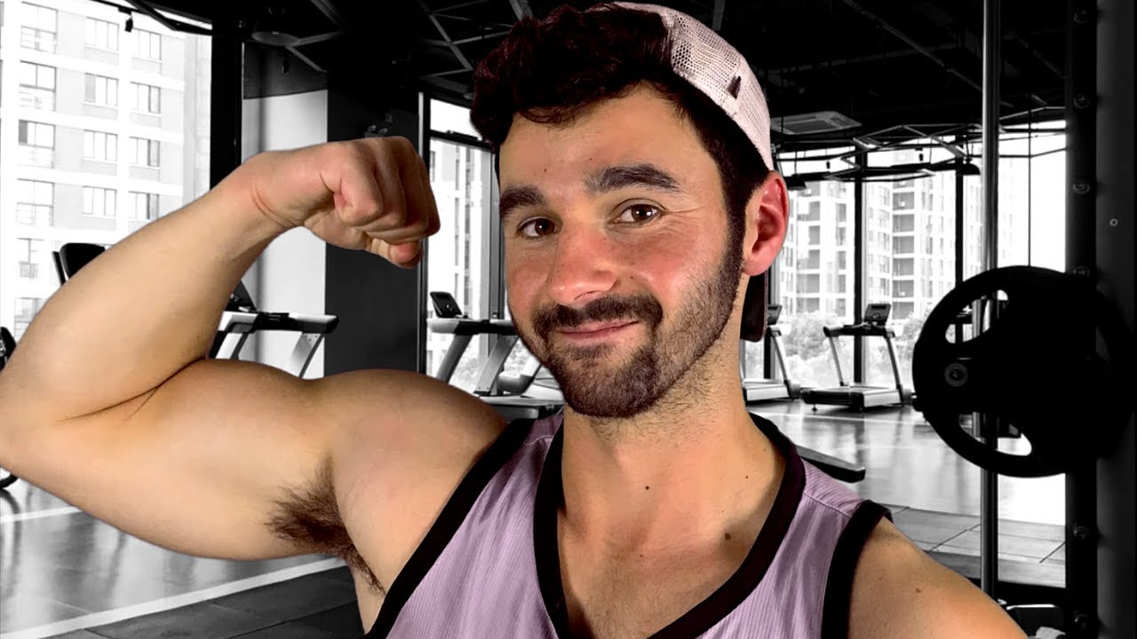LETS WORK OUT! | ASMR Personal Trainer Exercise Workout