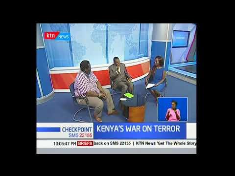Kenya's War on Terror full interview- Part two