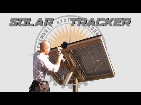 Build A DIY Solar Tracker