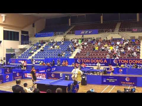 2017 CVV :  Đinh Quang Linh (VIE) vs ....(Korea)