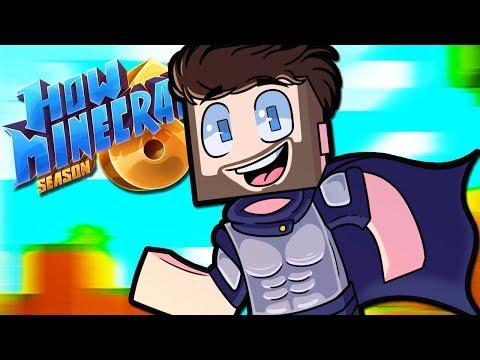 """I GOT BOPPED!"" - How To Minecraft: Season 6 Episode 11"