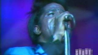 "James Brown performs ""Cold Sweat"". Live at the Apollo Theater, March 1968."