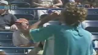 Guga 2X0 Federer - Indian Wells 2003 - www.grandesjogosdetenis.com