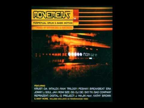 Movement Perpetual Drum & Bass Bryan Gee (2000)