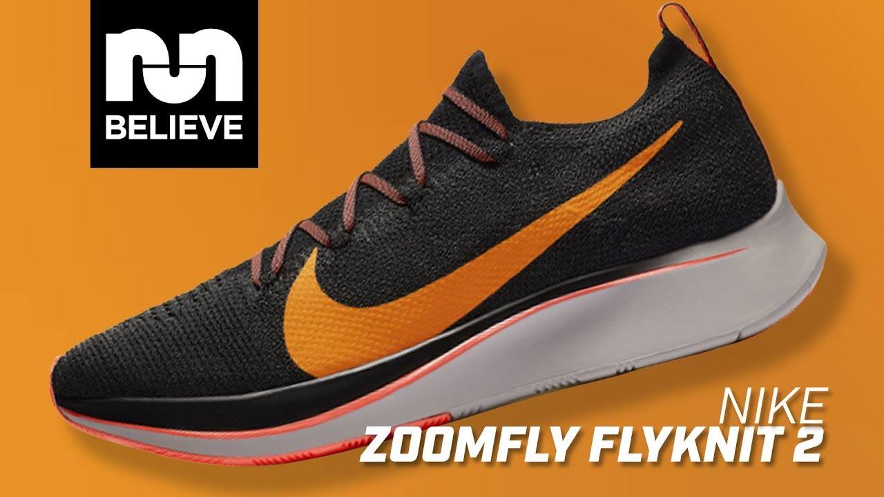 low cost factory price shop Nike Zoom Fly 2 Flyknit Video Performance Review