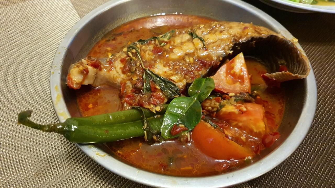 Asam pedas ikan pari | Spicy tamarind stingray fish