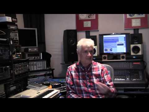 Record producer Steve Levine on recording electric car sounds
