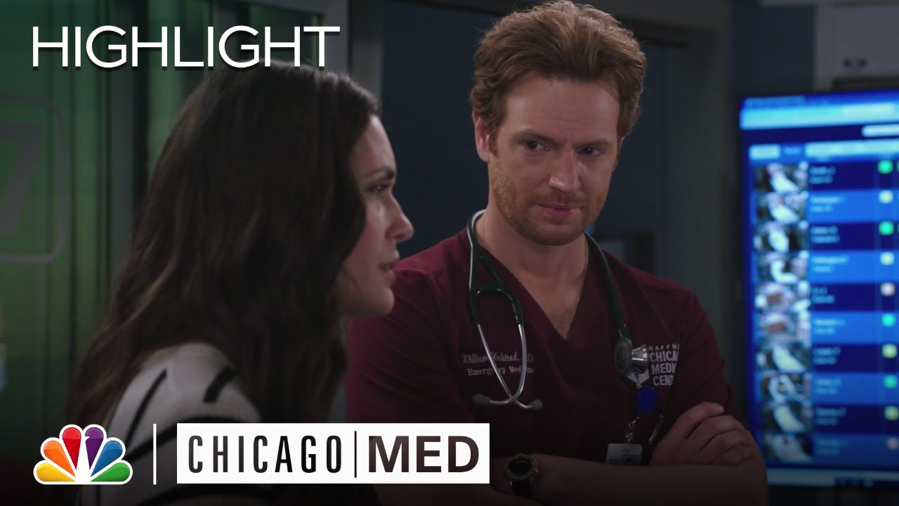 Download Halstead Figures Out That Manning's Been Lying - Chicago Med