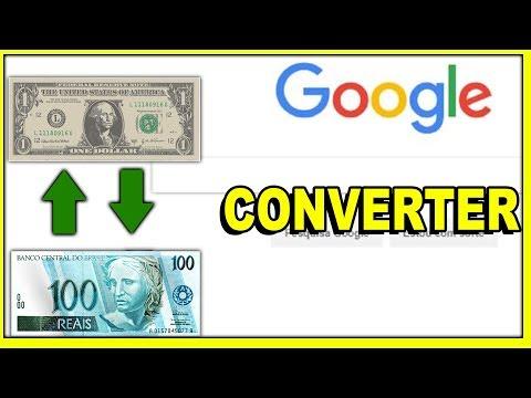 como-converter-real-para-dólar