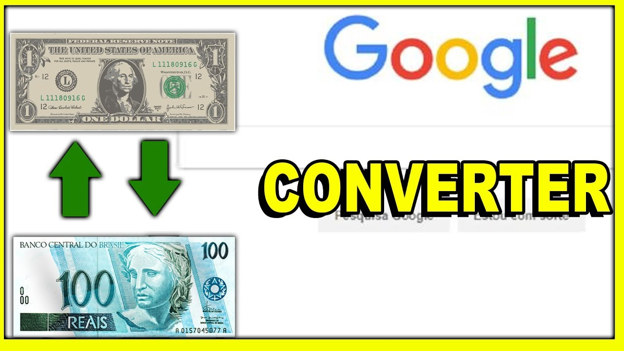 Como Converter Real Para Dólar You