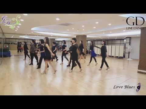 Love Blues - Line Dance