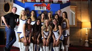 Connect 4 Basketball w/ Big Baller 4