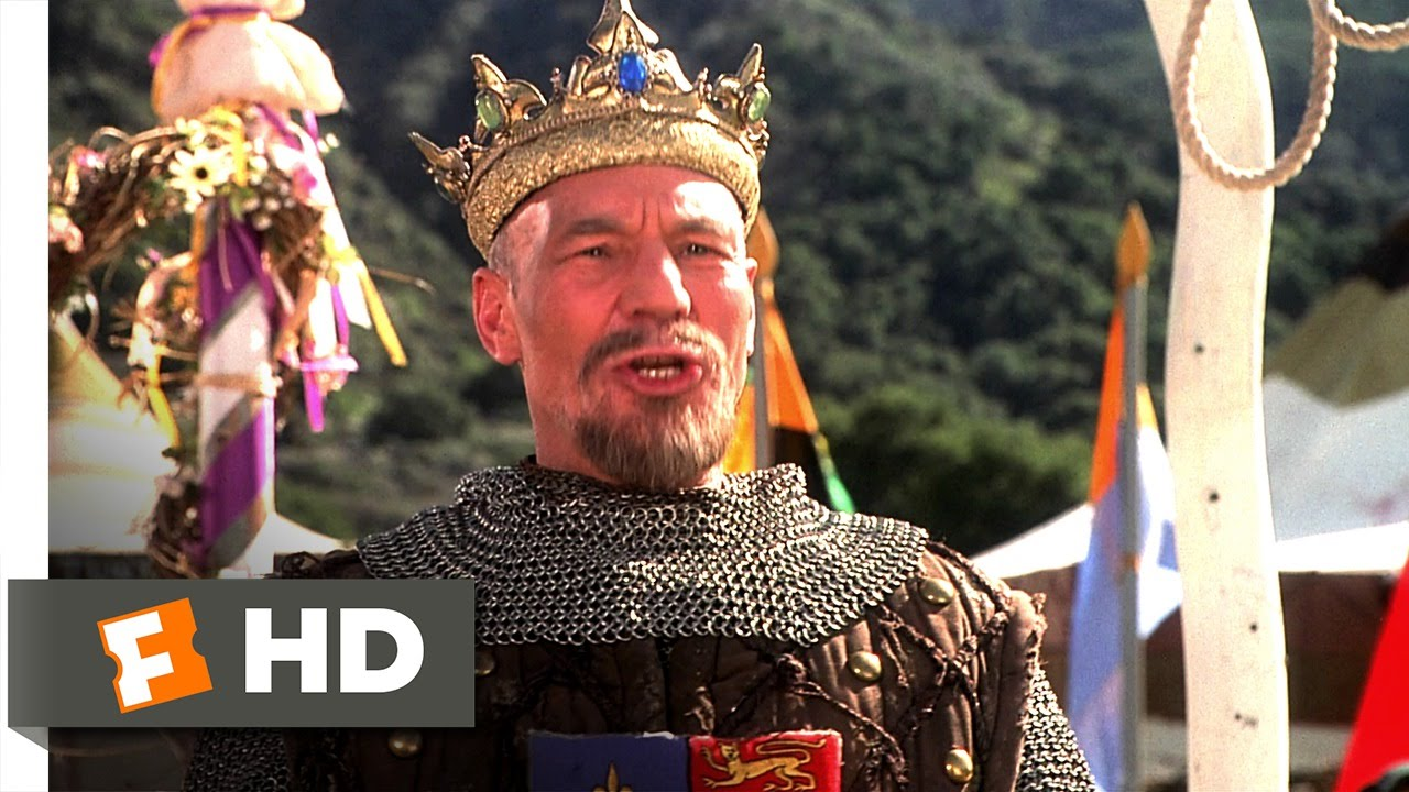 Robin Hood: Men in Tights (5/5) Movie CLIP - It's Good to ...