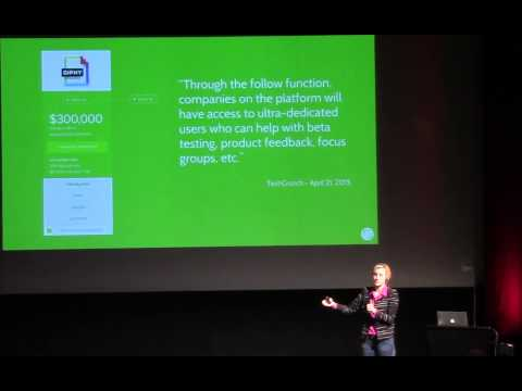 MIT FinTech Conference 2015: Erin Glenn - CEO of Quire