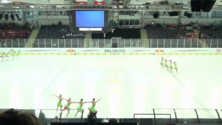 Mozart Cup 2015 - Frostwork - Free Skating