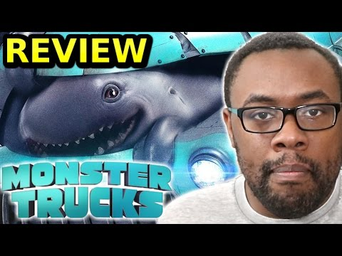 MONSTER TRUCKS REVIEW - Worst Movie of 2017 ALREADY
