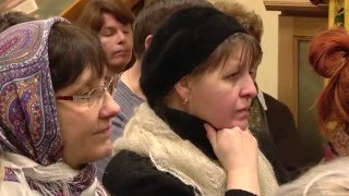 Протоиерей А.Захаров- ГДЕ ИСКАТЬ СЧАСТЬЕ?