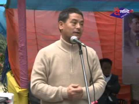 1st NOV 2013 Eps DAINANDINI NEWS KALIMPONG - Production of KalimNews a unit of Kalimpong Press Club