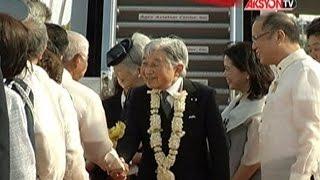 RELASYON NG PINAS, JAPAN, MAS PAGBUBUTIHIN SA PAGBISITA NI EMPEROR AKIHITO