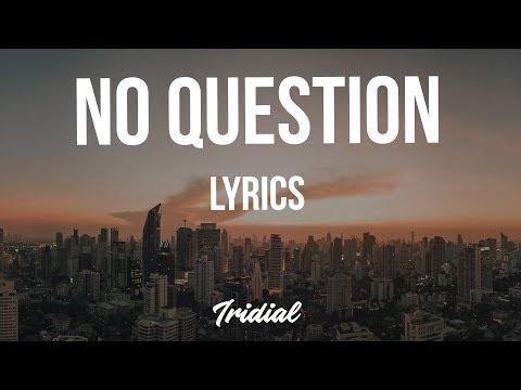 Rich The Kid - No Question (Lyrics) (feat. Future)