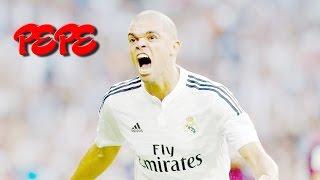SPORT TV 1 HD - PEPE - Crazy Defensive Skills 2015/2016
