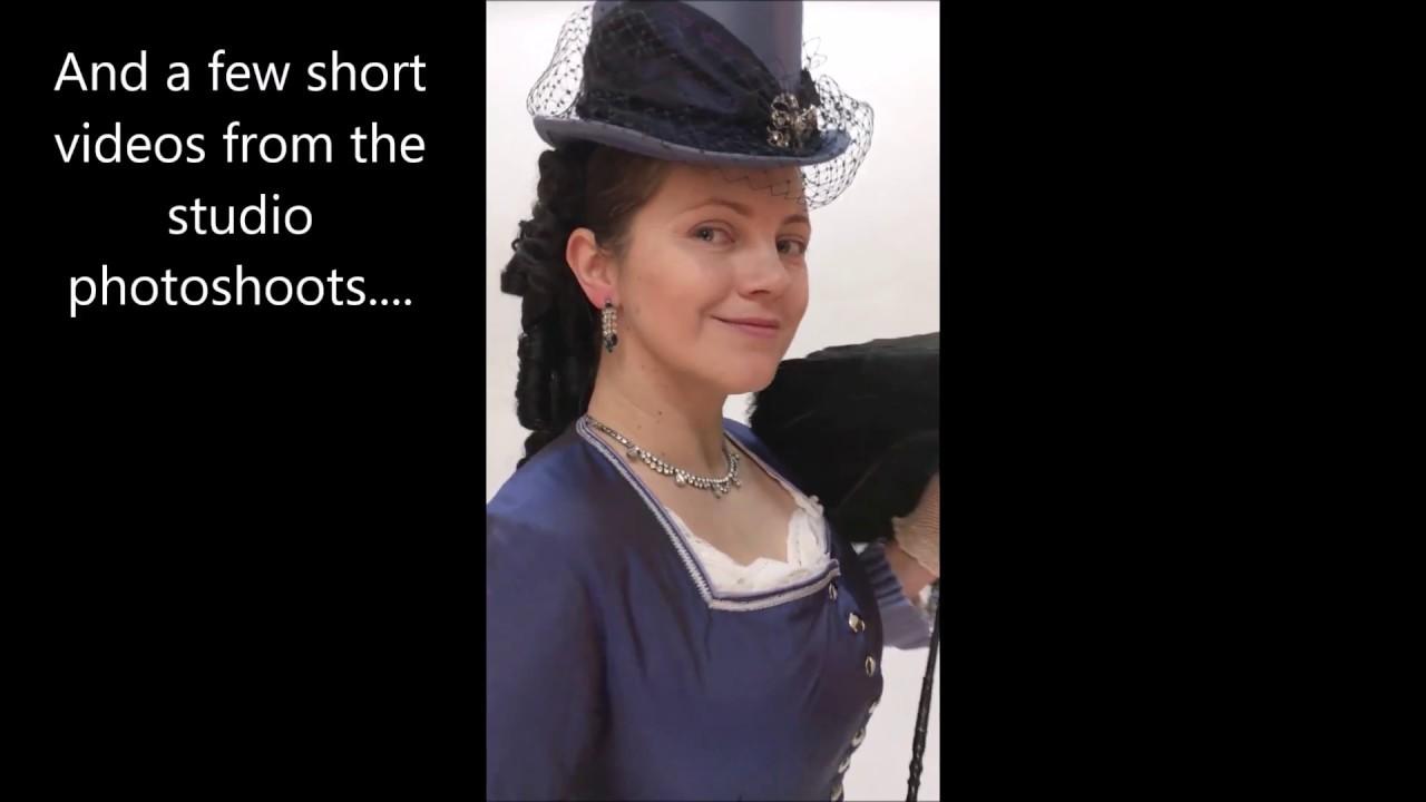 The Victorian Dressmaker book - YouTube 4d80b9ec1