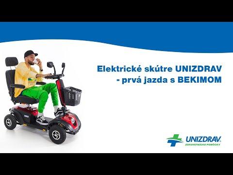 Bekim a elektrické vozíky UNIZDRAV