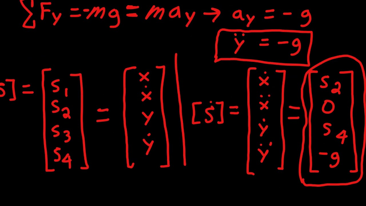 Matlab programming tutorial #38 multi-variable ode youtube.