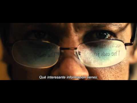 MATEN AL MENSAJERO - Kill The Messenger - Trailer