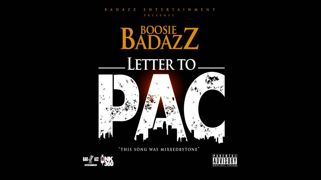 Lil Boosie AKA Boosie Badazz (@boosieofficial)   LETTER TO PAC