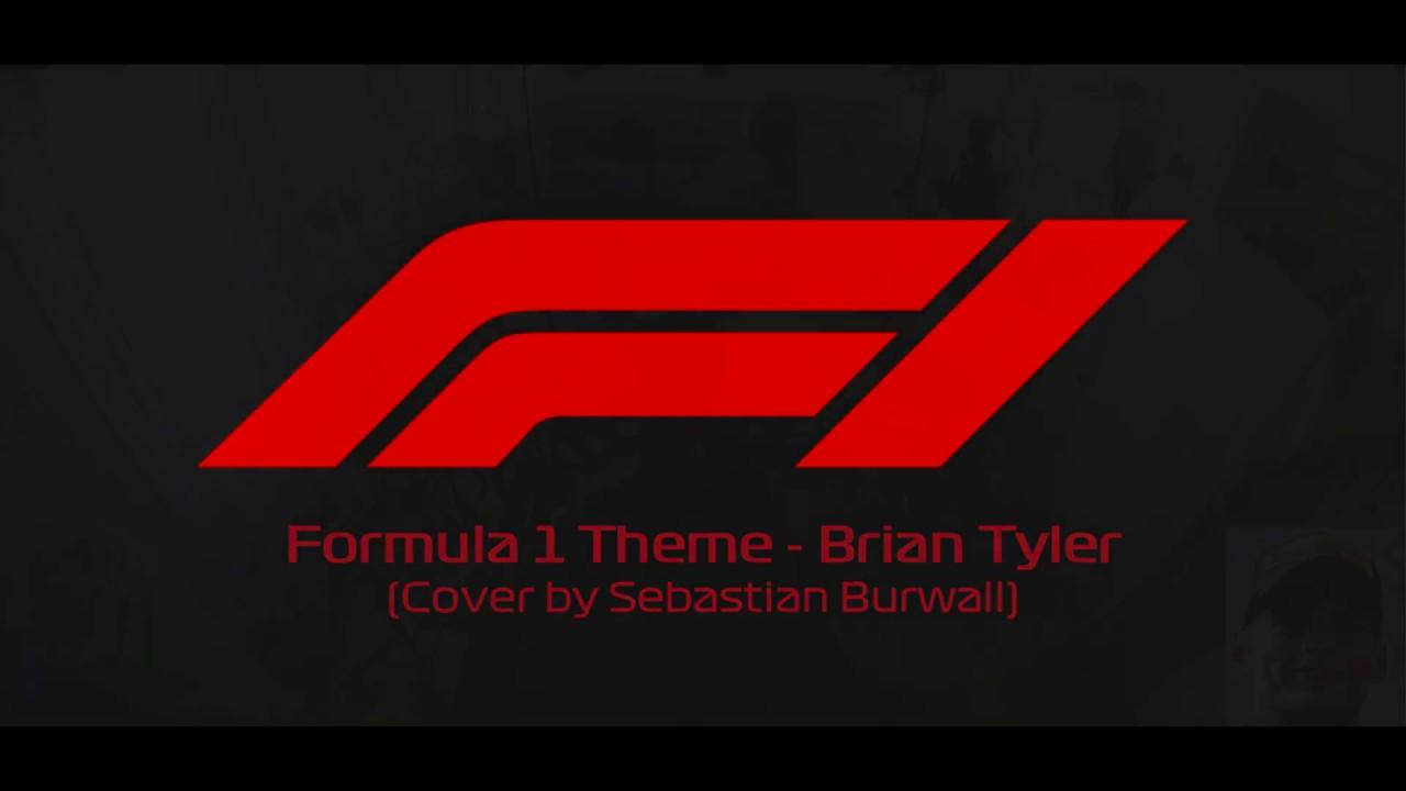 Brian Tyler - Formula 1 Theme (Drum Cover by Sebastian Burwall)