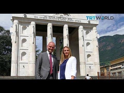 TRT World – Faschistische Architektur in Südtirol