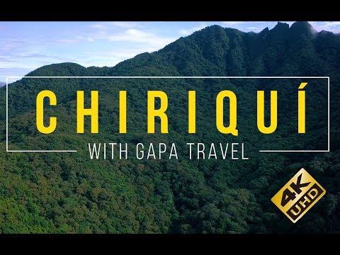 Chiriqui, Panama in 4K with Gapa Travel