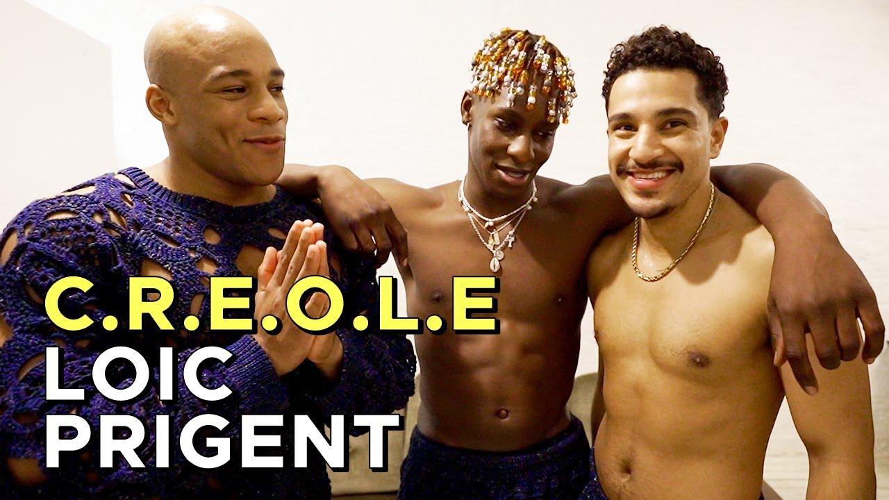 C.R.E.O.L.E: BEST NEW FASHION LABEL! By Loïc Prigent