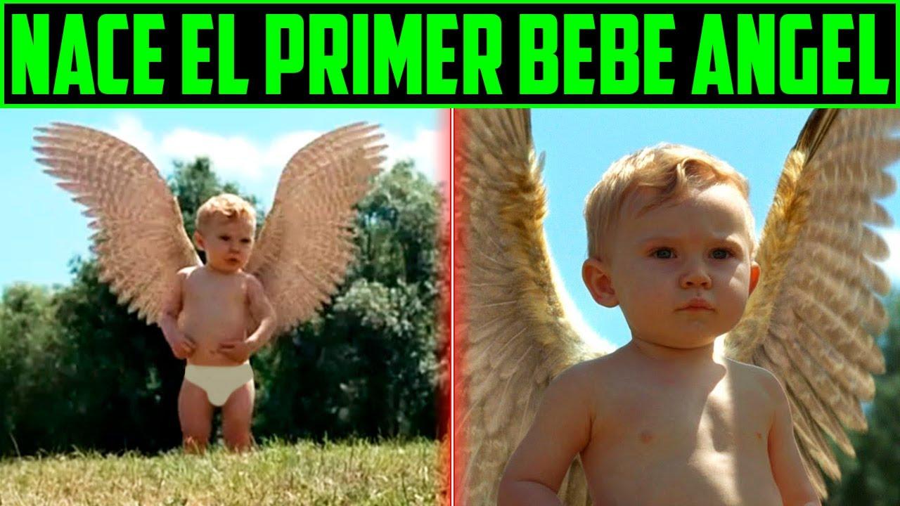 RESUMEN : EL BEBE ANGEL - RICKY