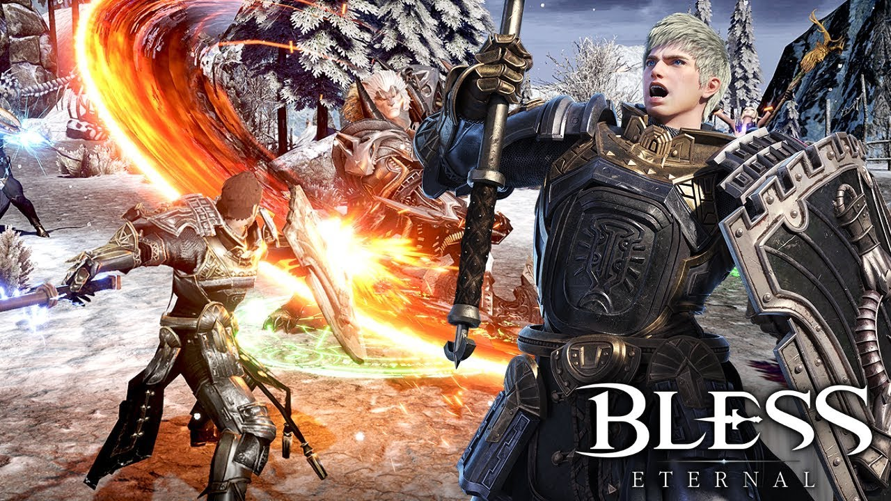 Bless Eternal Revealed by Neowiz - MMOGames.com