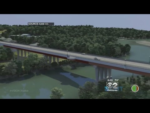Proposed Toll Bridge Drawing Opposition From Some Kane County Residents