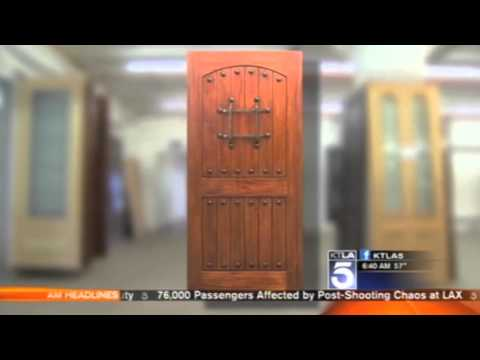 ETO DOORS - KTLA 5 CHRIS BURROUS
