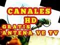 ?CANALES HD GRATIS *con antena sky ve tv*