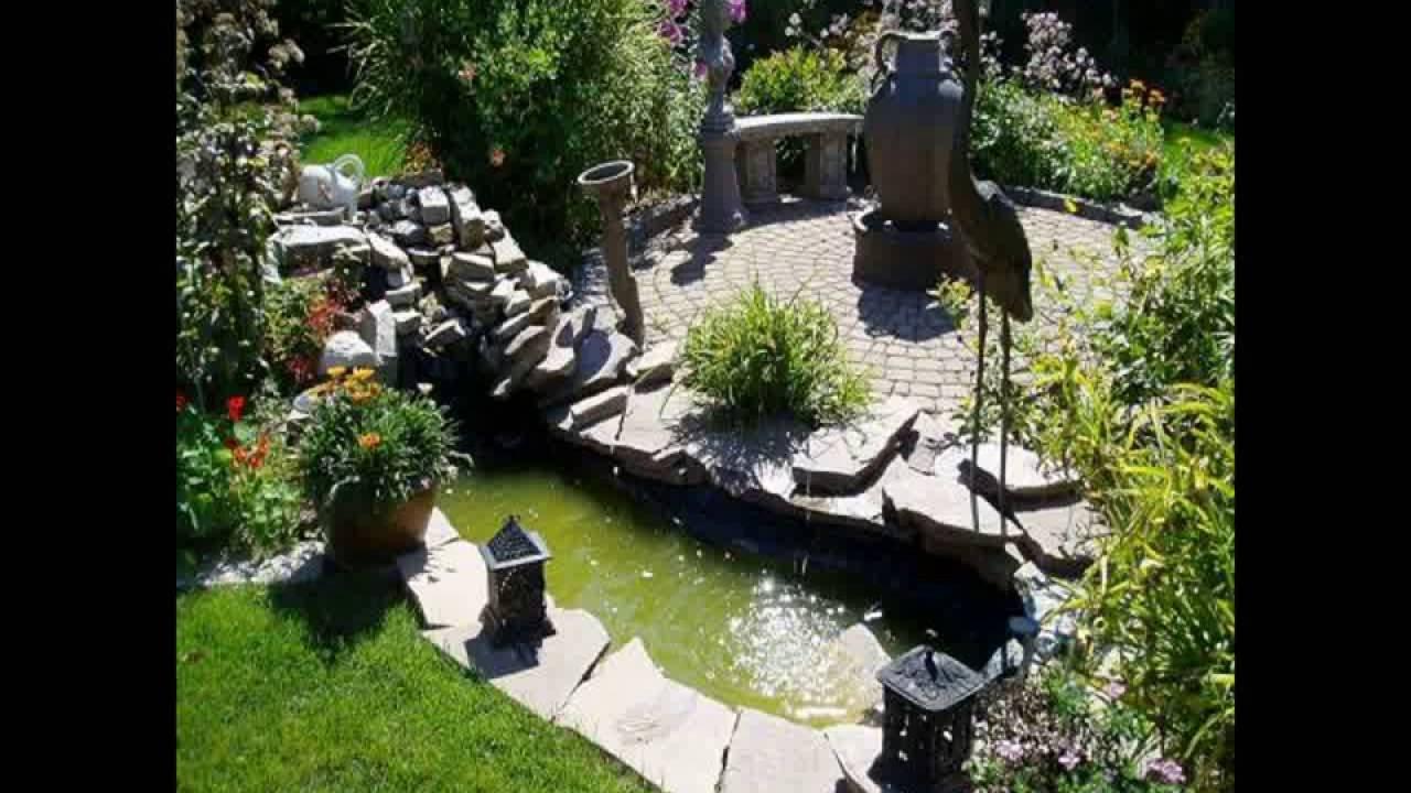 Bali Garden Design Ideas - YouTube