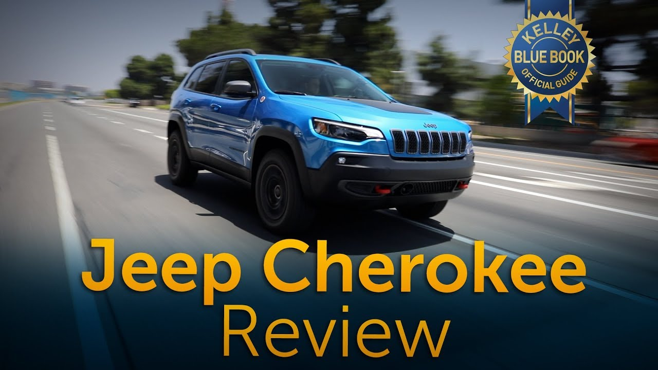 2019 Jeep Cherokee Review Road Test Youtube