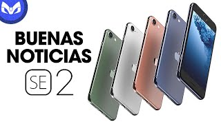 NUEVA FECHA PARA EL iPhone SE 2 OFICIAL!!!!!!!