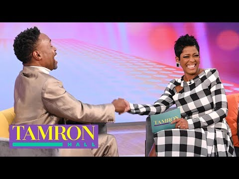"Billy Porter On ""Tamron Hall"" (FULL INTERVIEW)"