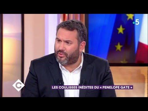 Les coulisses du naufrage de Fillon, un an après - C à Vous - 02/02/2018