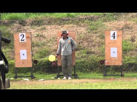 Trust Shooting Sat Brimob Polda Sumut (TRAINING SESSION TWO)