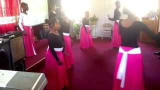 Awesome Wonder YouthFul praise Dance