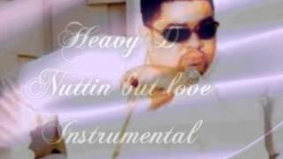 HEAVY D NUTTIN BUT LOVE INSTRUMENTAL